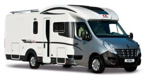 阿迪雅 (ADRIA) MOTORHOMES-MATRIX PLUS
